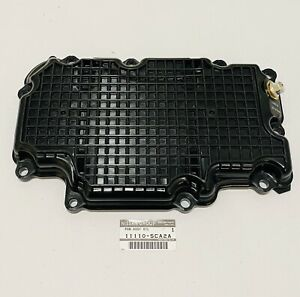 Genuine for Infiniti 16-20 Q50 17-19 Q60 3L Lower Engine Oil Pan RWD 11110-5CA2A