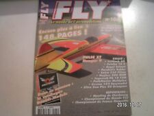 **c Revue Fly International n°164 Plan encarté Sukhoï 31 / Futaba 10 C