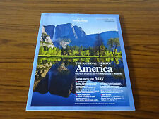 Lonely Planet Magazine: May Issue: The National Parks of America
