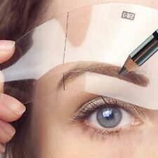 Eyebrow Shaping Stencils : 24 Shapes Waxing Microblading Powder Shading Tattoo