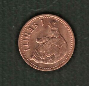 TONGA 1 SENTI 1968