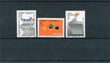 TURCHIA-TURKEY 1979 serie opere e riforme 2262-64  MNH