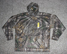 NEW Realtree Xtra Camo Hoodie Men's Size L Hooded Hunting Sweatshirt LARGE
