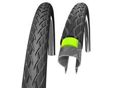 2 x Schwalbe Marathon Tire 37-622 Green Guard 700x35c Flat Protection Reflex 28