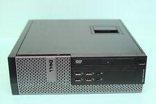 DELL OPTIPLEX 790 SFF, upto i7, 32GB RAM & 2tb HDD, SSD  WINDOWS 10 DESKTOP PC