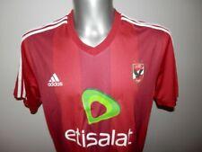 2012-13 Al Ahly Kair Egypt Egipt Home football shirt Soccer Jersey adidas - M