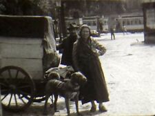 Old 16mm Home Movie 1929 Cruise to Brittany, France & Belgium