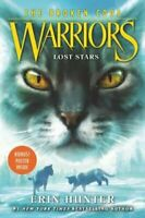 Warriors: The Broken Code #1: Lost Stars by Erin Hunter 9780062823519