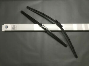 Genuine OEM Front Windshield Wiper Blades For 11-19 BMW 3 Series F30 F31 F34 F80