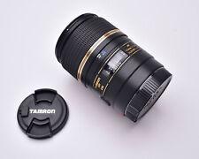 Tamron SP Di AF 90mm f/2.8 Macro Lens 272E 1/1 Caps Minolta Sony A Mount (#5449)
