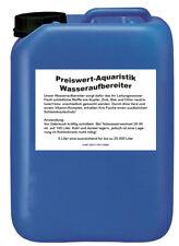 (3,99€/l) Preiswert-Aquaristik Wasseraufbereiter Aquarium 2.500 ml Kanister