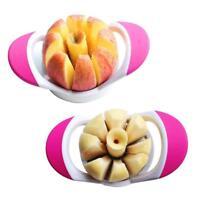 Edelstahl Cutter Tool Praktisch Küche Zubehör Obst Birne Divider