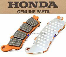 Genuine Honda Rear Brake Pads Pad Set 97-09 VFR 800 CBR 1100 Black Hawk #O157