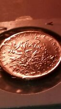 Pièce de 5 Francs Argent 1960 Sup