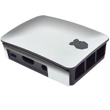 Case Skin for the Official Raspberry Pi Case - White Leather