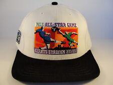 MLS All Star Game 1997 Giants Stadium Vintage Snapback Hat Cap American Needle