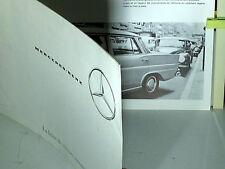 FASCICULE OPTIONS MERCEDES 220 /300 : 07 1962 : BOITE  DE VITESSE AUTOMATIQUE