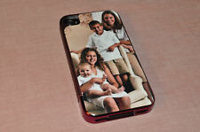 Custom iPhone Decal with YOUR Picture - glossy vinyl sticker - ANY IPHONE