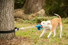 Super Tug Dog Toy - Squishy Face Studio - Pit Bull Tough Spring Pole Alternative
