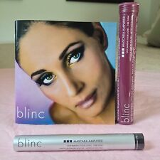 Blinc Amplified Mascara-Black-Full Size-Nib