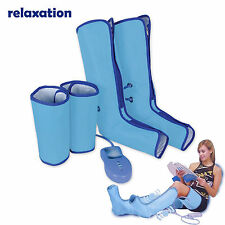 Ankle Air Compression Feet Leg Massager Relaxation Healthcare Calve Foot Therapy