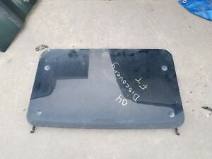 1999-2000-2001-2003-2004 LAND ROVER DISCOVERY II FRONT SUNROOF GLASS