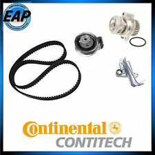 For Audi A4 VW Passat 1.8L 4cyl OEM CRP Timing Belt Kit & Water Pump w/Tensioner