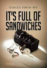 It's Full of Sandwiches by Gerald Irwin (2013, Hardcover)