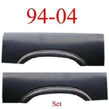 94 04 Chevy GMC S10 S15  Upper Wheel Arch Set Fleet & Step Side Both L&R Kit