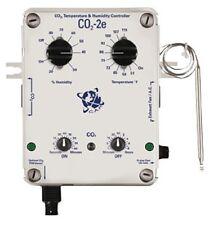 C.A.P. CO2-2e Controller Co2. Temperature & Humidity W/PPM Option $ BAY HYDRO $