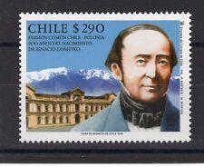 CHILE Poland Ignacio Domeyko 200 years 2002 MNH