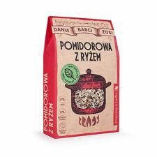 Tomato Soup Vegan GMO Free Dania Babci Zoci 95 gr 3-Pack
