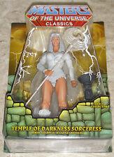 MOTUC Masters of the Universe Classics Temple of Darkness Sorceress RARE HTF