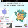 ✨ ULTRA SHINY LUDICOLO ✨ | 6IV BATTLE-READY | Pokemon Sword & Shield