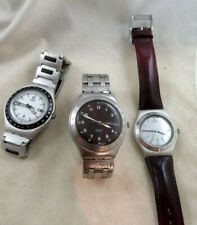 SWATCH Lot 3 Irony Watches
