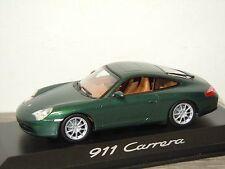 Porsche 911 996 Carrera Coupe - Minichamps 1:43 in Box *30727