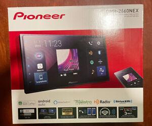 Pioneer DMH-2660NEX Apple CarPlay Alexa Bluetooth Multimedia XM HD Radio Android