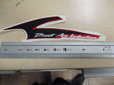 "Neuer Original Honda Aufkleber ""Direct Air Induction"", CBR600F 1997"