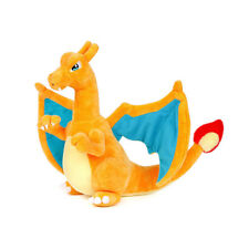 "Official 13"" 33Cm Charizard Licensed Pokemon Plush Toys Soft Stuffed Animal Doll"