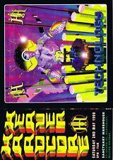 HARDCORE HEAVEN Rave Flyer Flyers A4 2/5/98 Sanctuary Milton Keynes