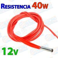 Resistencia ceramica HotEnd 40w 12v impresora 3D - Arduino Electronica DIY