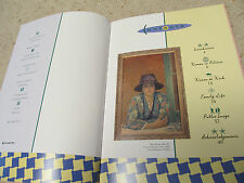 1994 Australia Post Collectors Publication - The Women of Oz, include Stamp
