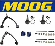 Moog 2 Upper & 2 Lower Ball Joints Fits 2008 Chevrolet Silverado 1500