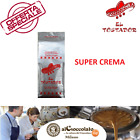 1 KG CAFFE' IN GRANI SUPER CREMA CAFFè EL TOSTADOR TOSTATO A LEGNA + OMAGGIO