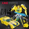 WEI JIANG No Box Kids Toy Warrior Transformers Autobots BumbleBee Action Figures