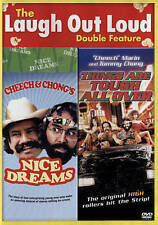 Cheech and Chongs Nice Dreams/Things Are Tough All Over (DVD, 2015) - NEW!!