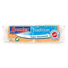 """Éponge végétale """"Tradition N°4"""" - SPONTEX"""