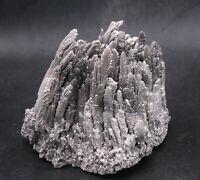307g Rare Magnesium Ore Wave Shape Crystal Cluster Mineral Specimen