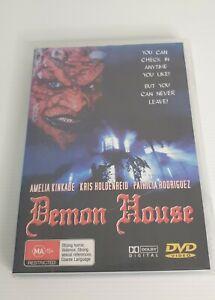 Demon House - DVD - VINTAGE RETRO HORROR MOVIE - Amelia Kinkade Cool old school!