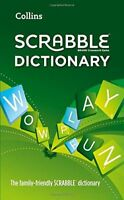 Collins Scrabble Dictionary: The family-friendly (Paperback) 0007589123